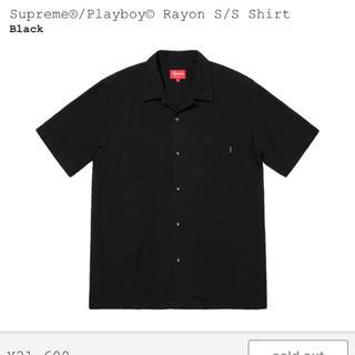 シュプリーム(Supreme)のsupreme play boy rayon shirt(シャツ)