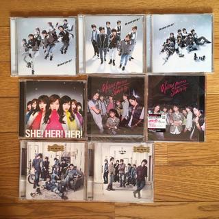 キスマイフットツー(Kis-My-Ft2)のKis-My-Ft2 キスマイ CD シングル アルバム 8枚(アイドルグッズ)