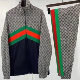 グッチ(Gucci)の最終値下げ GUCCI グッチ オーバーサイズ テクニカルジャージー ジャケット(その他)