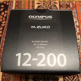 OLYMPUS - OLYMPUS 12-200mm F3.5-6.3 新品同様