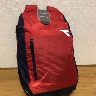 新品ディアドラテニスバックパックコンペティションバッグ定価9504ラケット収納可