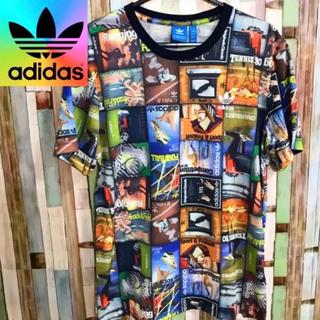アディダスオリジナルス Tシャツ B0230