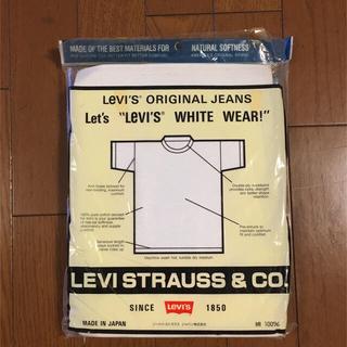 Levi's - 【未開封】リーバイスLEVI'S メンズ肌着 2枚組