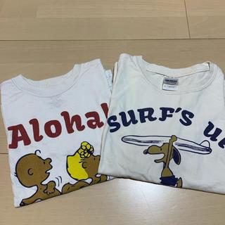ロンハーマン(Ron Herman)のmoni Honolulu 日焼けスヌーピーTシャツ 150(Tシャツ/カットソー)