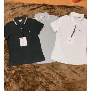 モンクレール(MONCLER)の【MONCLER】 ポロシャツ XSサイズ モンクレール 3着セット(ポロシャツ)