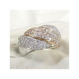 K18リングダイヤ指輪(リング(指輪))