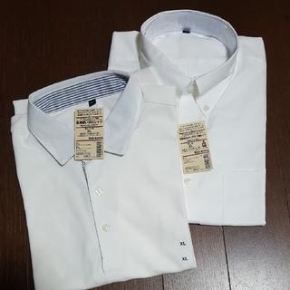 ムジルシリョウヒン(MUJI (無印良品))のオーガニックコットン使用 メンズシャツセット XL (シャツ)