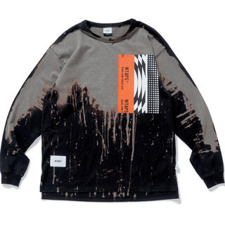 W)taps - XL WTAPS LONG SLEEVE MELANCHOLIC 窪塚洋介 着用