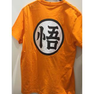 ドラゴンボール(ドラゴンボール)の新品 なりきり 孫悟空 ドラゴンボール Tシャツ メンズ  アニメ コスプレ(その他)