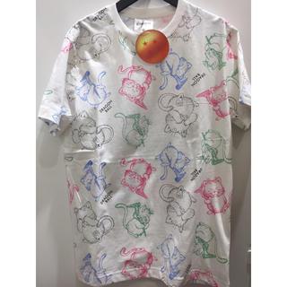 ドラゴンボール(ドラゴンボール)の新品 Karin ドラゴンボール Tシャツ DRAGON BALL アニメ 漫画(その他)