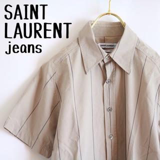 サンローラン(Saint Laurent)のru様おまとめ【SAINT LAURENT jeans】半袖シャツ M相当☆(シャツ)