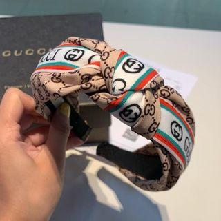 グッチ(Gucci)のgucci  カチューシャ(ヘアバンド)