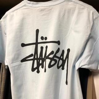 ステューシー(STUSSY)のSTUSSY ロゴT メンズM(Tシャツ/カットソー(半袖/袖なし))