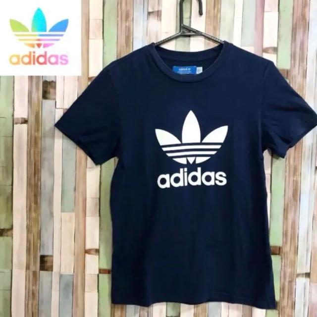 adidas(アディダス)のアディダスオリジナルス Tシャツ B0250 メンズのトップス(Tシャツ/カットソー(半袖/袖なし))の商品写真