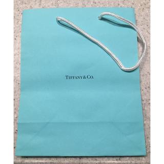 ティファニー(Tiffany & Co.)のティファニーのショップ袋(ショップ袋)