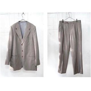 コムデギャルソン(COMME des GARCONS)のDior セットアップ  スーツ グレイ ビンテージ(セットアップ)
