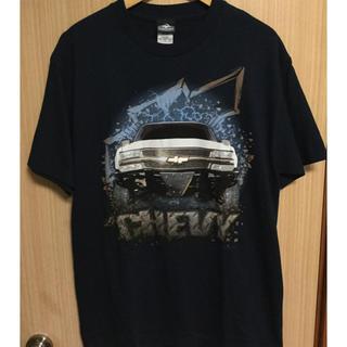 ワンオクロック(ONE OK ROCK)の希少♡ワンオクTAKA着用♡  SESONS カーチェイスビッグロゴ Tシャツ(Tシャツ/カットソー(半袖/袖なし))
