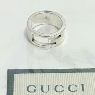 グッチ(Gucci)のGUCCI リング 7号(リング(指輪))