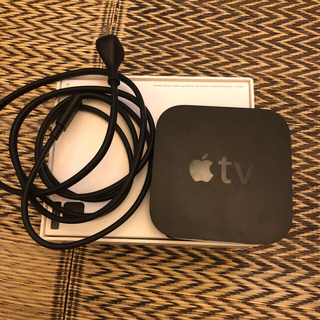 アップル(Apple)のApple TV A1378 リモコン有り(テレビ)
