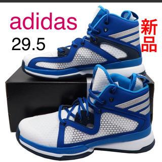 アディダス(adidas)のアディダスバッシュ29.5cm ☆ adidas バスケットシューズ29.5cm(バスケットボール)