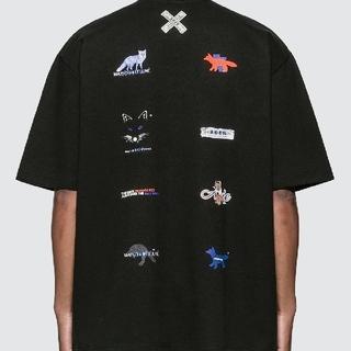 メゾンキツネ(MAISON KITSUNE')のAder Error x Maison Kitsune(Tシャツ/カットソー(半袖/袖なし))