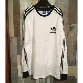 アディダス(adidas)のadidas Tシャツ(Tシャツ/カットソー(七分/長袖))