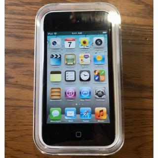 Apple iPod  touch 第4世代 8GB ブラック 新品未開封