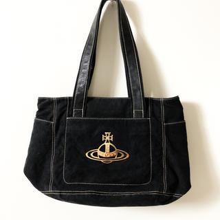 ヴィヴィアンウエストウッド(Vivienne Westwood)の☆良品☆トートバッグ、エッジオーヴ、ヴィヴィアン (トートバッグ)