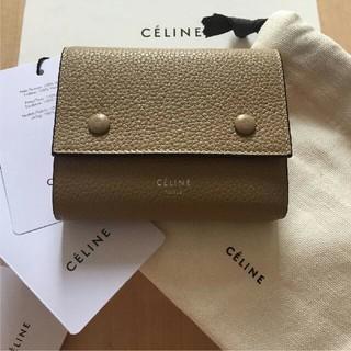 セリーヌ(celine)の美品✨正規品 セリーヌ✨マルチファンクション スモール 折財布(折り財布)