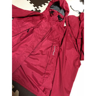 mont bell - mont bell カッパ