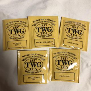 TWG Tea ティーダブリュージーティー ティーバッグアソート(茶)