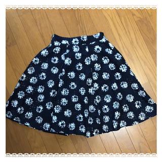 シマムラ(しまむら)のしまむら♡花柄スカート(ひざ丈スカート)