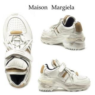マルタンマルジェラ(Maison Martin Margiela)の40 maison margiela Retro fit レトロフィット(スニーカー)