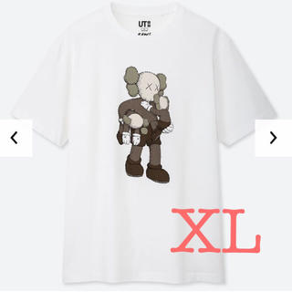 ユニクロ(UNIQLO)のユニクロ カウズ 半袖 Tシャツ(Tシャツ/カットソー(半袖/袖なし))