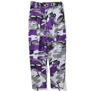 ロスコ(ROTHCO)のROTHCO ロスコ カーゴパンツ 紫(ワークパンツ/カーゴパンツ)