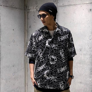シュプリーム(Supreme)の【L】EXAMPLE MARK GONZALESシャツ(シャツ)
