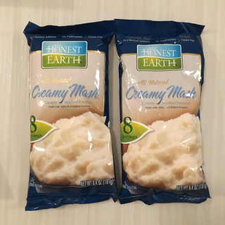 コストコ(コストコ)のコストコ マッシュポテト 2袋(インスタント食品)