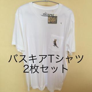 ユニクロ(UNIQLO)のユニクロ バスキア メンズTシャツ セット(Tシャツ/カットソー(半袖/袖なし))