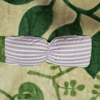 ユニクロ(UNIQLO)のブラトップ(薄紫)(ブラ)