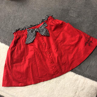 スカートパンツ150