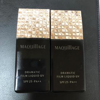 マキアージュ(MAQuillAGE)のマキアージュドラマティックスキニーフィルムリキッドUV(ファンデーション)