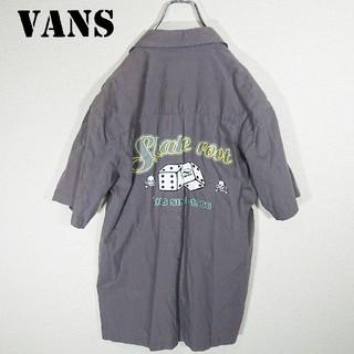 ヴァンズ(VANS)のVANS ボタンシャツ 半袖(シャツ)