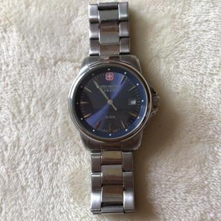 f2e2c7ef87 スイスミリタリー(SWISS MILITARY)のSWISS MILITARY HANOWA 腕時計(腕時計(アナログ)