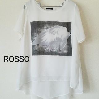 ロッソ(ROSSO)のRosso(シャツ/ブラウス(半袖/袖なし))