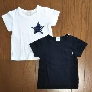 HusHush - Tシャツ2枚セット☆80☆90
