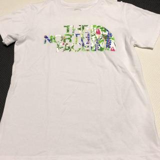 ザノースフェイス(THE NORTH FACE)のブラック レディースLサイズ(Tシャツ(半袖/袖なし))