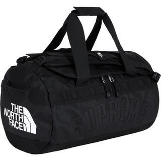 Supreme - Suprem x North Face Duffle Bag black 黒