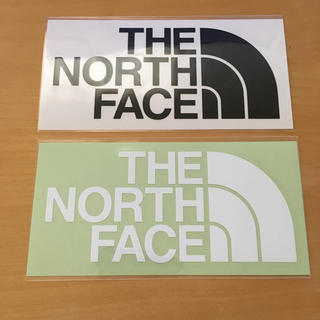 THE NORTH FACE - THE NORTH FACE ノースフェイス TNF カッティングステッカー