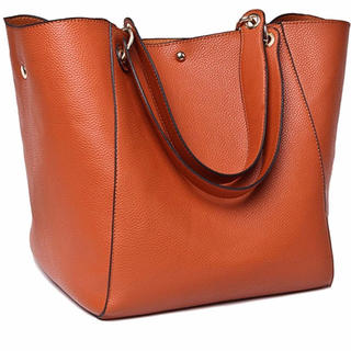 Demi-Luxe BEAMS - 新品♡バッグinバッグ付♡大人気即完売♡大容量2wayトートバッグ♡キャメル色