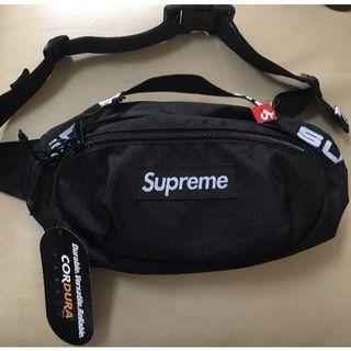 シュプリーム(Supreme)の【新品】Supreme 18ss Waist Bag(ボディバッグ/ウエストポーチ)